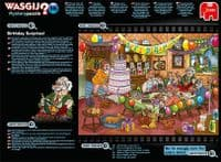 Wasgij Mystery 16 Birthday Surprise - 1000 Pieces|Wasgij puzzles